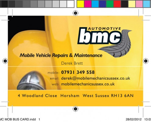 BMC Business Card